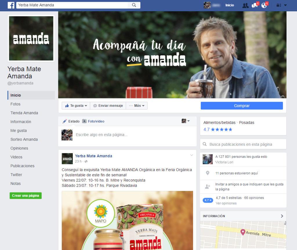 Nuevo Diseño de Páginas de Facebook